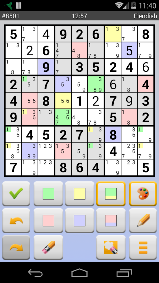 Sudoku 4ever Plus - screenshot