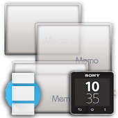 Photo Memo widget Android Wear