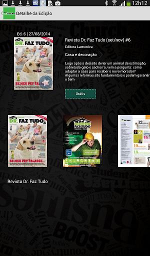 【免費新聞App】Revista Dr. Faz Tudo-APP點子