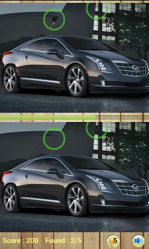 【免費解謎App】Hot Cars Find differences-APP點子