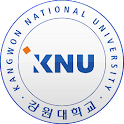 Kangwon National University logo