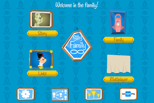 Silly Family 1.1.1 screenshots 1