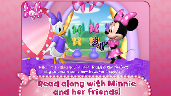 Minnie Bow Maker - screenshot thumbnail
