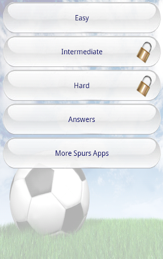 Tottenham Hotspur Quiz