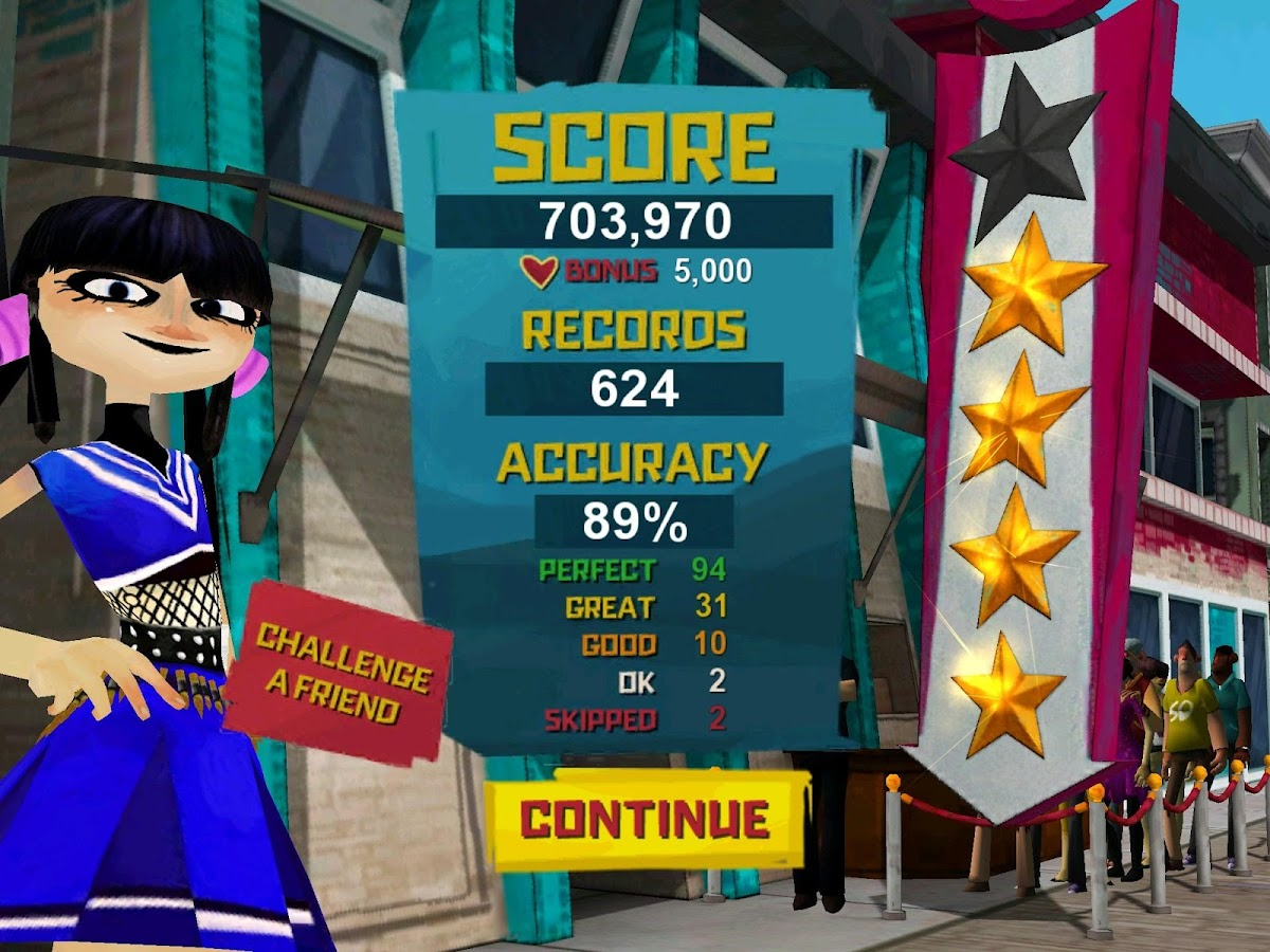 Record Run - screenshot