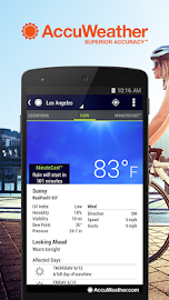 AccuWeather Platinum Screenshot 1