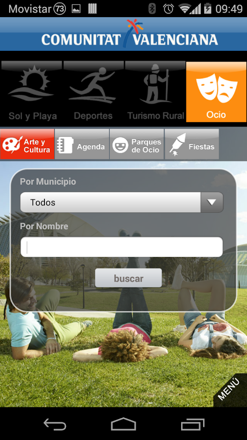 iComunitat- screenshot