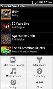 Cover Art Downloader 音樂 App-癮科技App