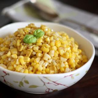 Brown Butter Skillet Corn