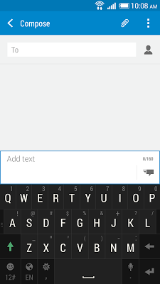 HTC Sense Input-EN - screenshot