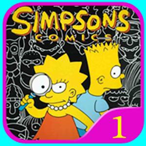 Simpsons Comics 1