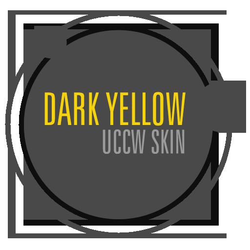 Dark&Yellow (by GaRyArTs) 個人化 App LOGO-硬是要APP