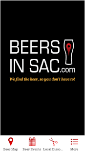 Beers In Sacramento- screenshot thumbnail