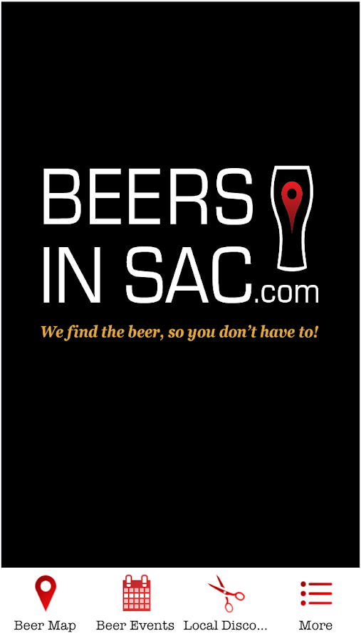 Beers In Sacramento- screenshot