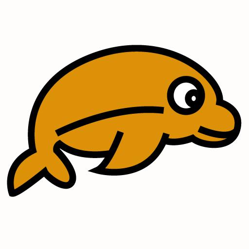 海豚跳 LOGO-APP點子