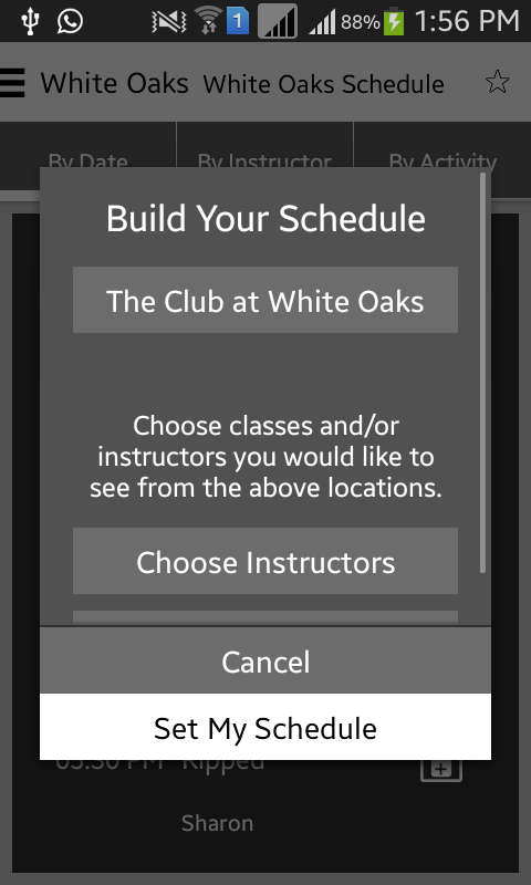 The Club at White Oaks - screenshot