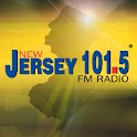 New Jersey 101.5 logo