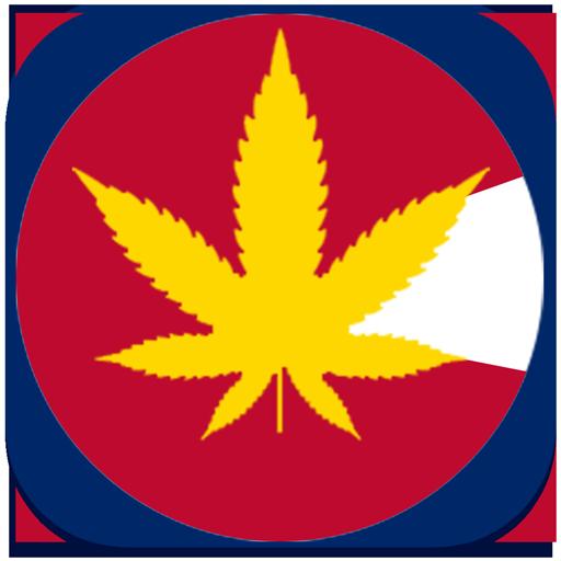 Colorado Dispensaries LOGO-APP點子