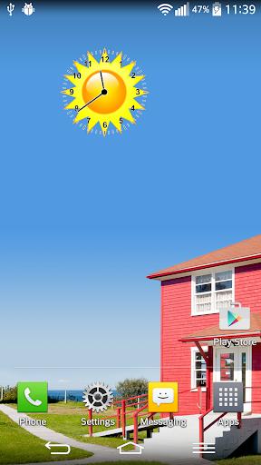 太陽 時計