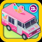 Ice Cream Truck Kids Vehicles icon