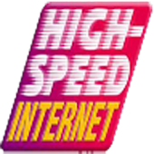 Internet Speed Display