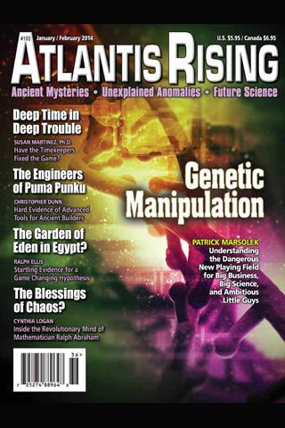 Atlantis Rising Magazine