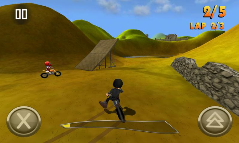 FMX Riders HD- screenshot