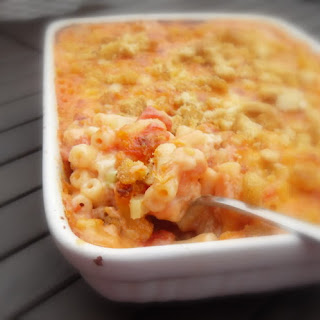 Wash Day Macaroni and Cheese