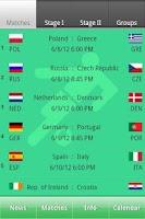 Screenshot of European Football Championship