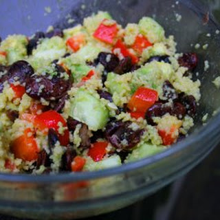 Veggie-Couscous Bowls