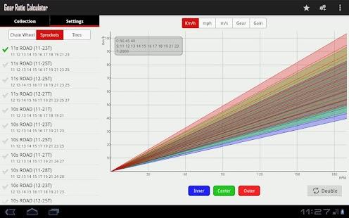 Gear Ratio Calculator- screenshot thumbnail