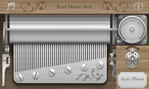 Real Music Box - screenshot thumbnail