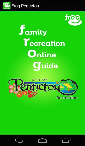 Frog Penticton