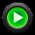 Mad Jelly Green Poweramp Skin v1.4.1