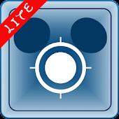 Map for Disney World - Lite