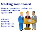 Meeting Soundboard