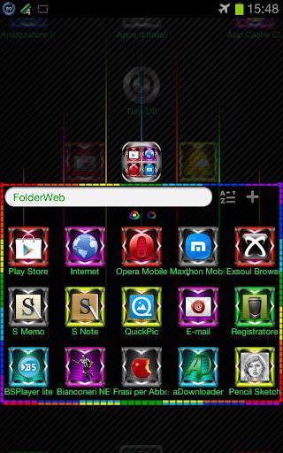 3D彩HD主題GO發射器|玩個人化App免費|玩APPs