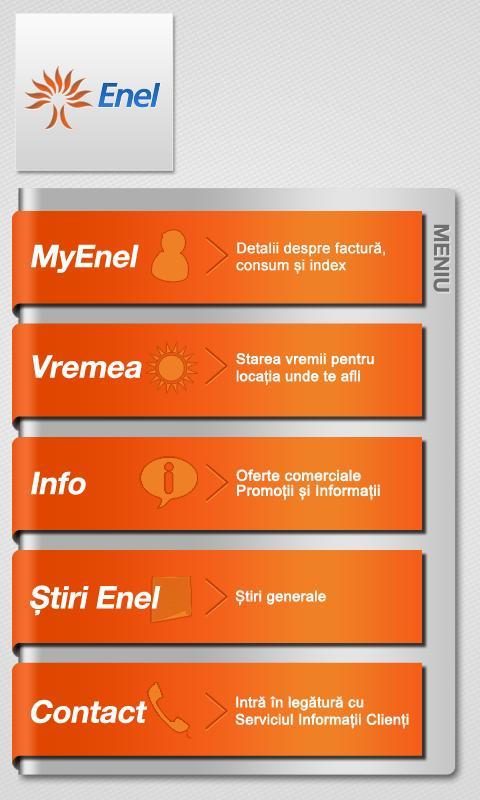 MyEnel - screenshot
