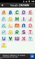 Screenshot of Visual Mnemonics Dictionary