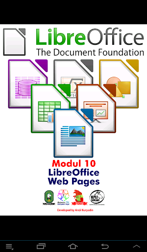 10 LibreOffice Web Pages