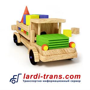 Lardi-Trans.com Android App