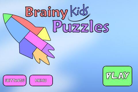 Brainy Kids Puzzles- screenshot
