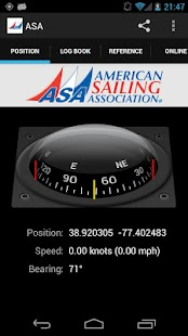 American Sailing Association - screenshot thumbnail