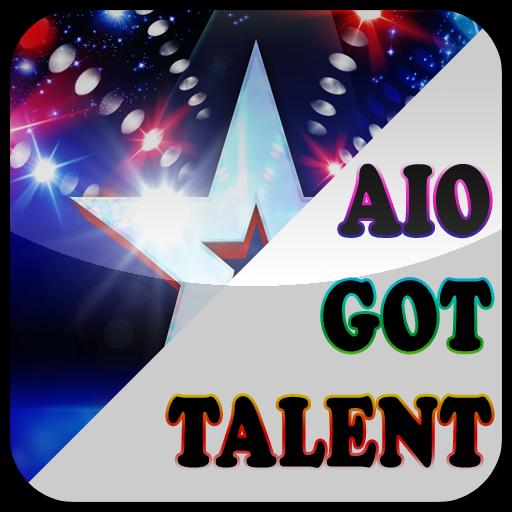 AIO Got Talent 媒體與影片 App LOGO-硬是要APP