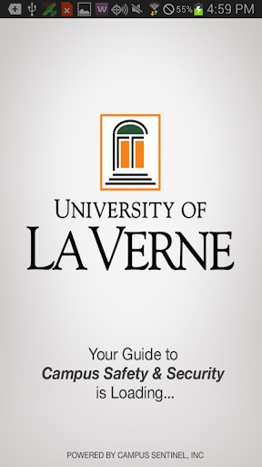La Verne Safety App