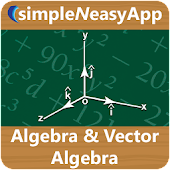 Algebra and Vector Algebra