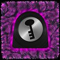 GO Locker- Pink Fur Theme logo