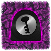 GO Locker- Pink Fur Theme
