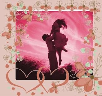Photo Frames Flower Lovely - náhled