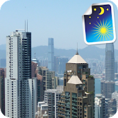Hong Kong Live Wallpaper (Pro)